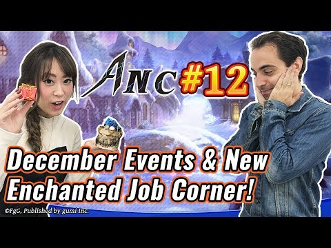 [ANC] Welcome to the 12th Ep of THE ALCHEMIST CODE News Channel!