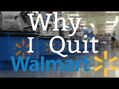 THE WORST PART OF WORKING AT WALMART | STORYTIME