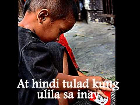 Mommy Maligayang Pasko ( with lyrics).mpg