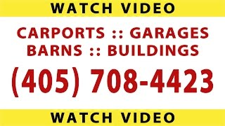 Carports Oklahoma City Ok : Garages Barns Buildings : Protects For Quite A Long Time