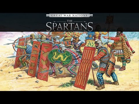 The Persians - Great War Nations: The Spartans