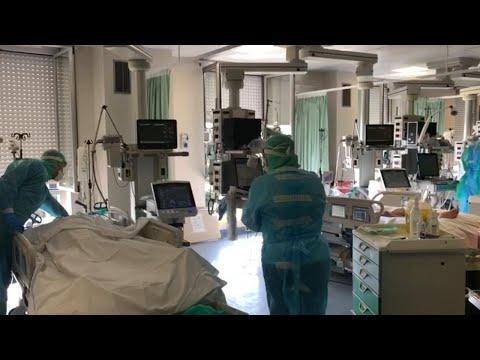 DIRECT. Coronavirus: 112 decessi aggiuntivi in Francia, 1.525 pazienti in terapia intensiva