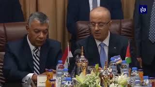 بوادر إيجابية لبدء تطبيق اتفاقية المصالحة الوطنية الفلسطينية