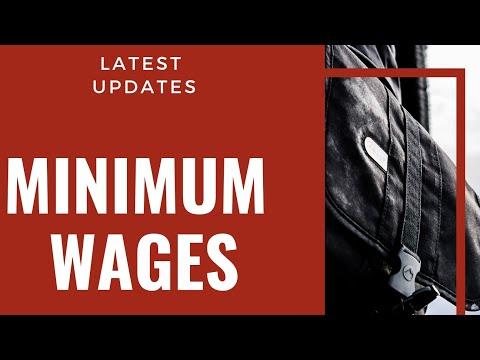 Minimum Wage In Ontario And Alberta || Updates || Students