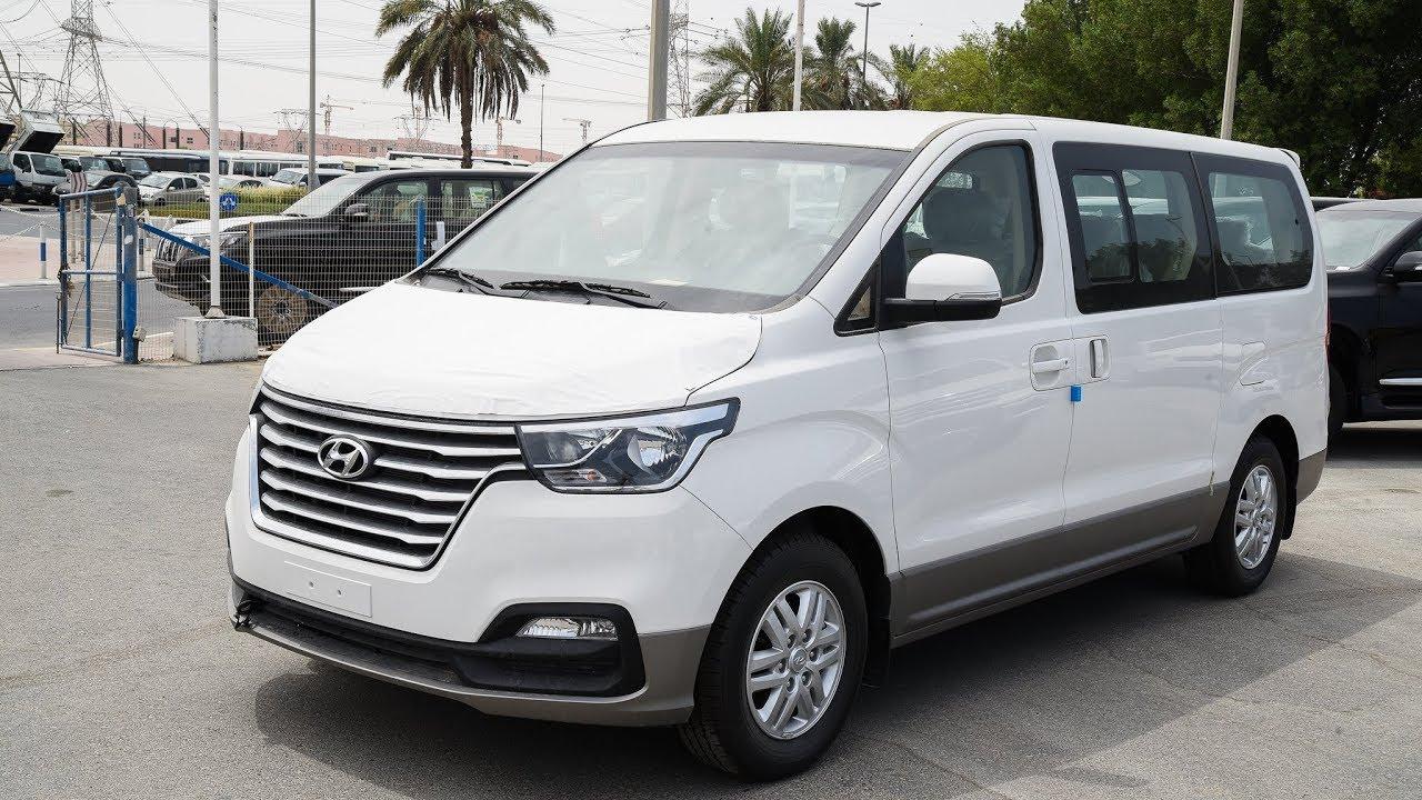 Lhd Hyundai H1 9 Seater 2020 Youtube