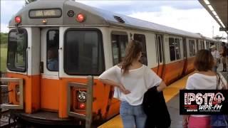 New Assembly Orange Line MBTA Station 09.02.2014