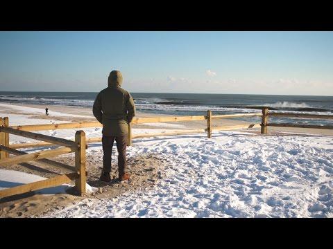 Winter Storm Helena In Jersey