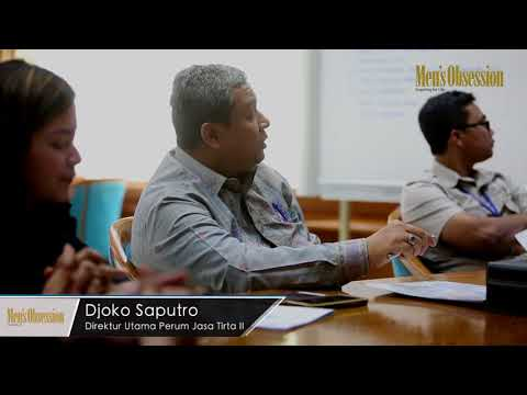 Djoko Saputro - Direktur Utama Perum Jasa Tirta II Mp3