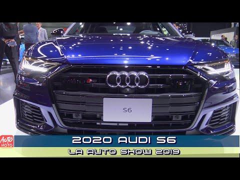2020 Audi S6 - Exterior And Interior - LA Auto Show 2019