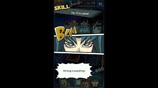 Yugioh Duel Links - Dark Zane's Ultimate Skill : No Excuses!