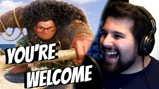 Moana - You're Welcome [ROCK Ver.] - Caleb Hyles