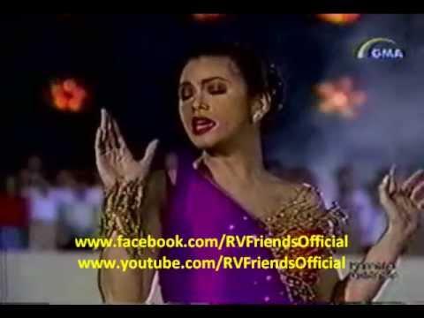 WRITTEN IN THE SAND - Regine Velasquez (Philippine Millennium Theme Song)