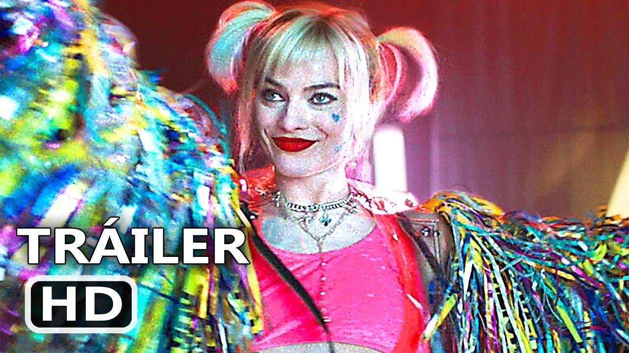 Birds Of Prey Harley Quinn Teaser Tráiler Español 2020