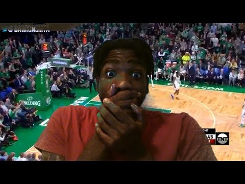 this game was crazy!!! | Boston Celtics Vs Philadelphia 76ers SEASON OPENER REACTION!