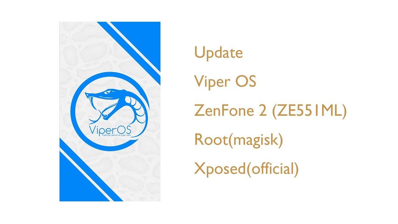 Install Viper v3 1 1 Final + Root(Magisk) + Xposed(official