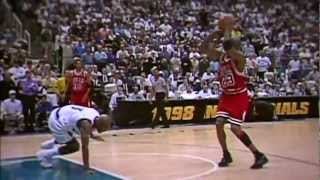 Repeat youtube video Michael Jordan Top 50 All Time Plays