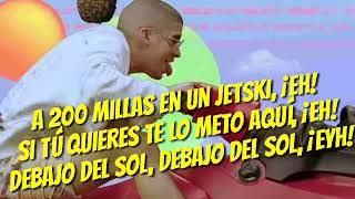 200 Mph Ft.Diplo - Bad Bunny  Lyrics  song....