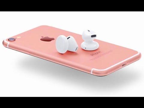iphone 7 plus rose gold unboxing youtube. Black Bedroom Furniture Sets. Home Design Ideas