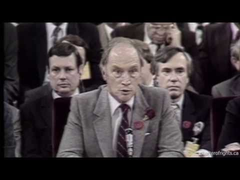 Fundamental Freedoms- Segment Two- History of the Canadian Charter of Rights and Freedoms