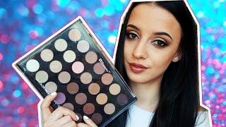 makijaż ostatniej szansy bh cosmetics 88 color neutral eyeshadow palette