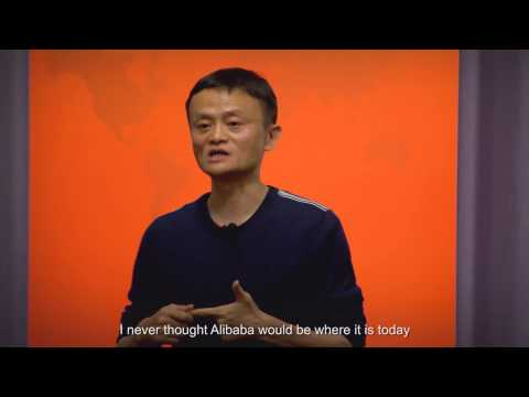 Jack Ma: E-Commerce and the China Opportunity