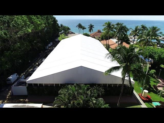 SUPER TOLDOS: carpas para eventos en Puerto Vallarta