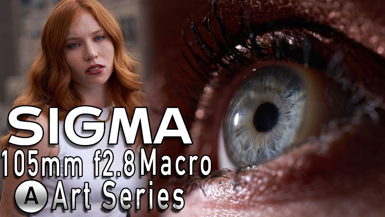 Sigma 105mm F2.8 DG DN MACRO Art Lens   Seth Miranda - Adorama