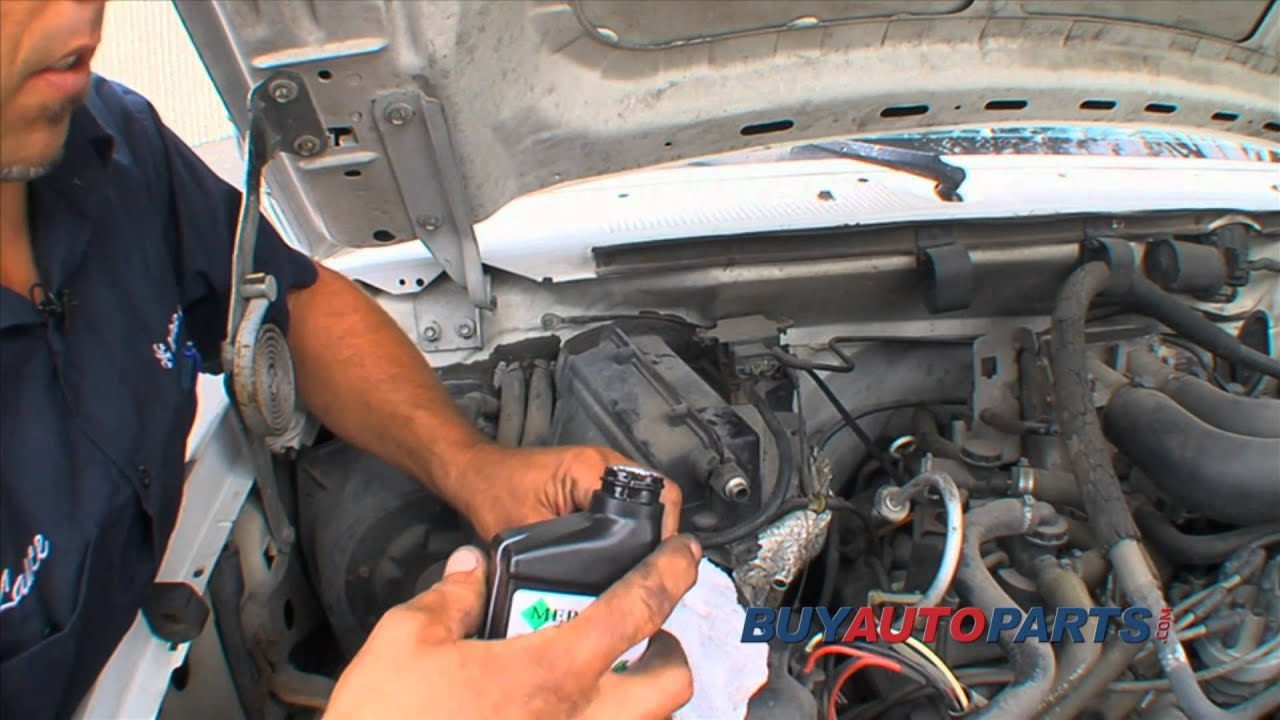 How To Install Orifice Tube Youtube 2007 Pilot Fuel Filter