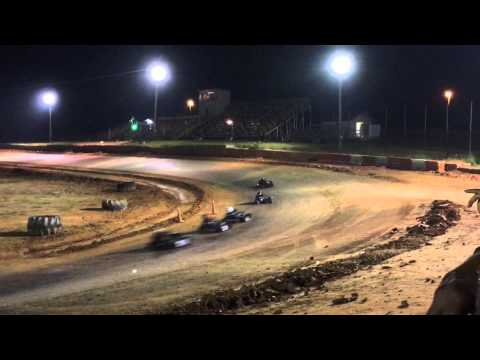No Pro Feature | Hattiesburg Speedway | Deep South Series