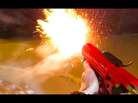 LEGO Flare Gun - Team Fortress 2