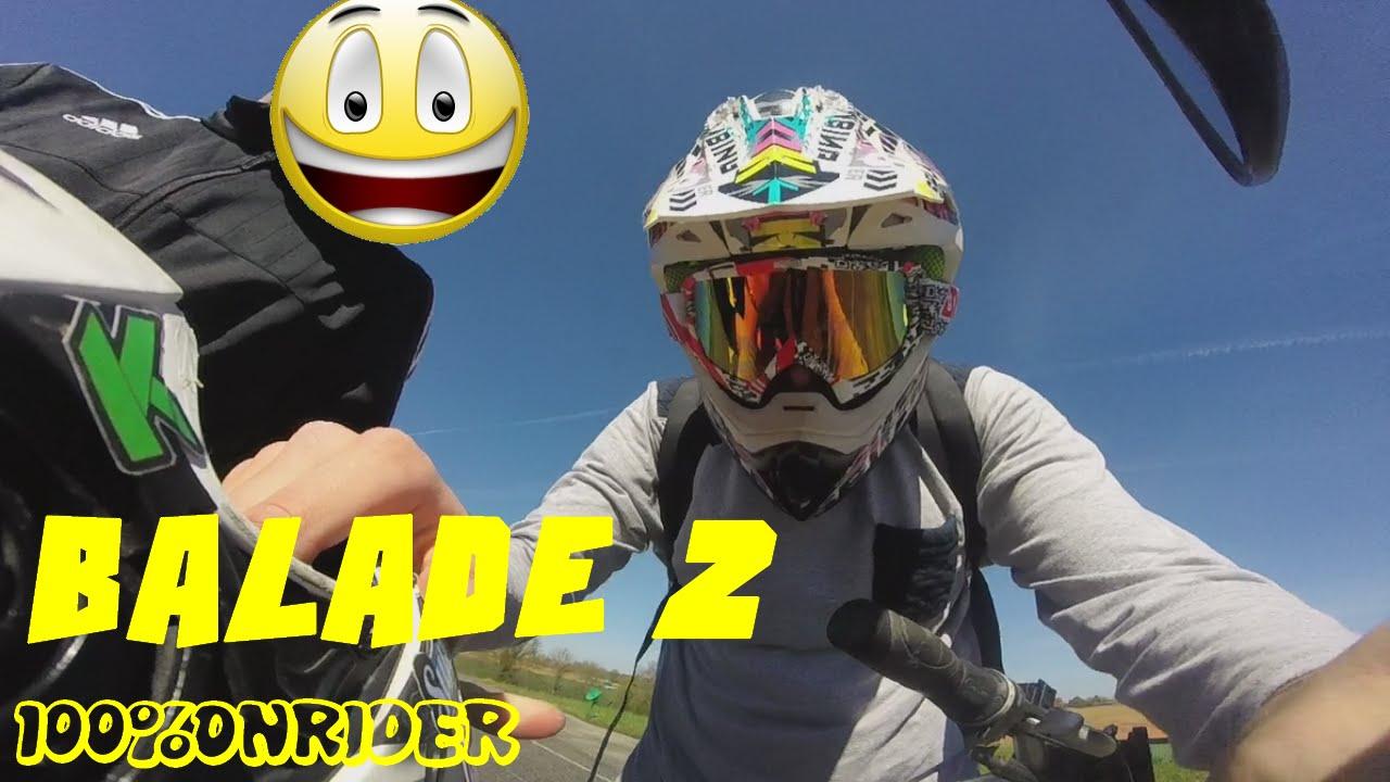 Balade Entre Potos 2 | Vélo | Beta 50cc + BONUS