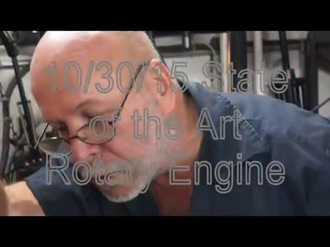amazing turbo rotary race engine