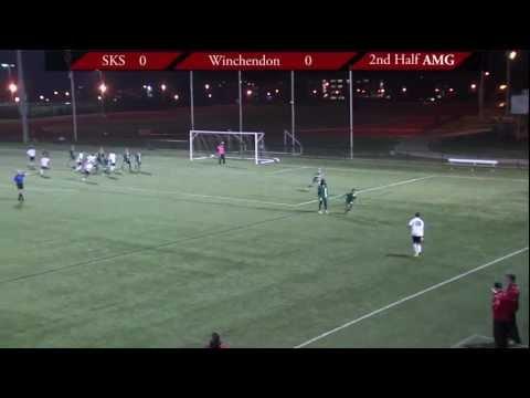 South Kent School Prep Soccer vs Winchendon at Springfield College