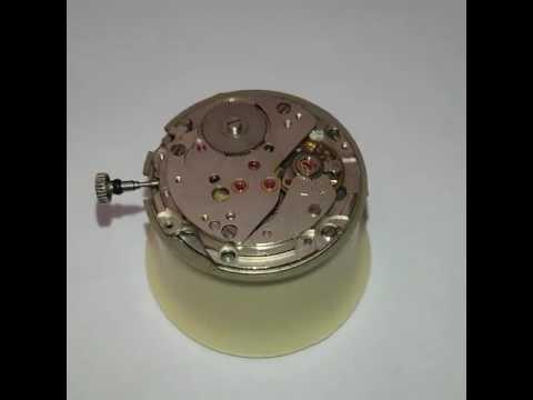afdf0c5b14a Manutenção em relógios automático - YouTube