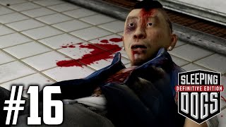 RATFACE INSLUITEN! - Sleeping Dogs #16 (Sleeping Dogs Let