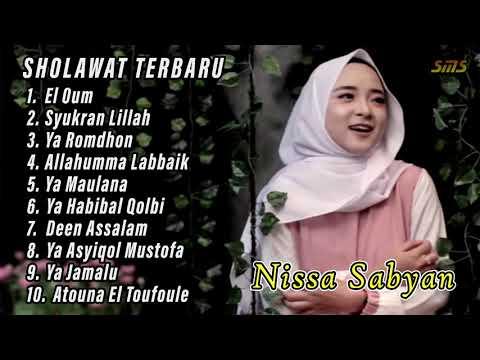 sholawat-nissa-sabyan-full-album-terbaru-2019---sholawat-merdu