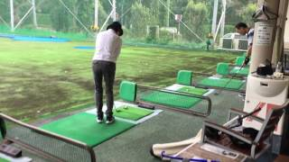Indoor Golf Course Tokyo