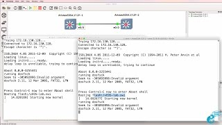 GNS3 Talks: Arista vEOS GNS3 import and configuration Part 1