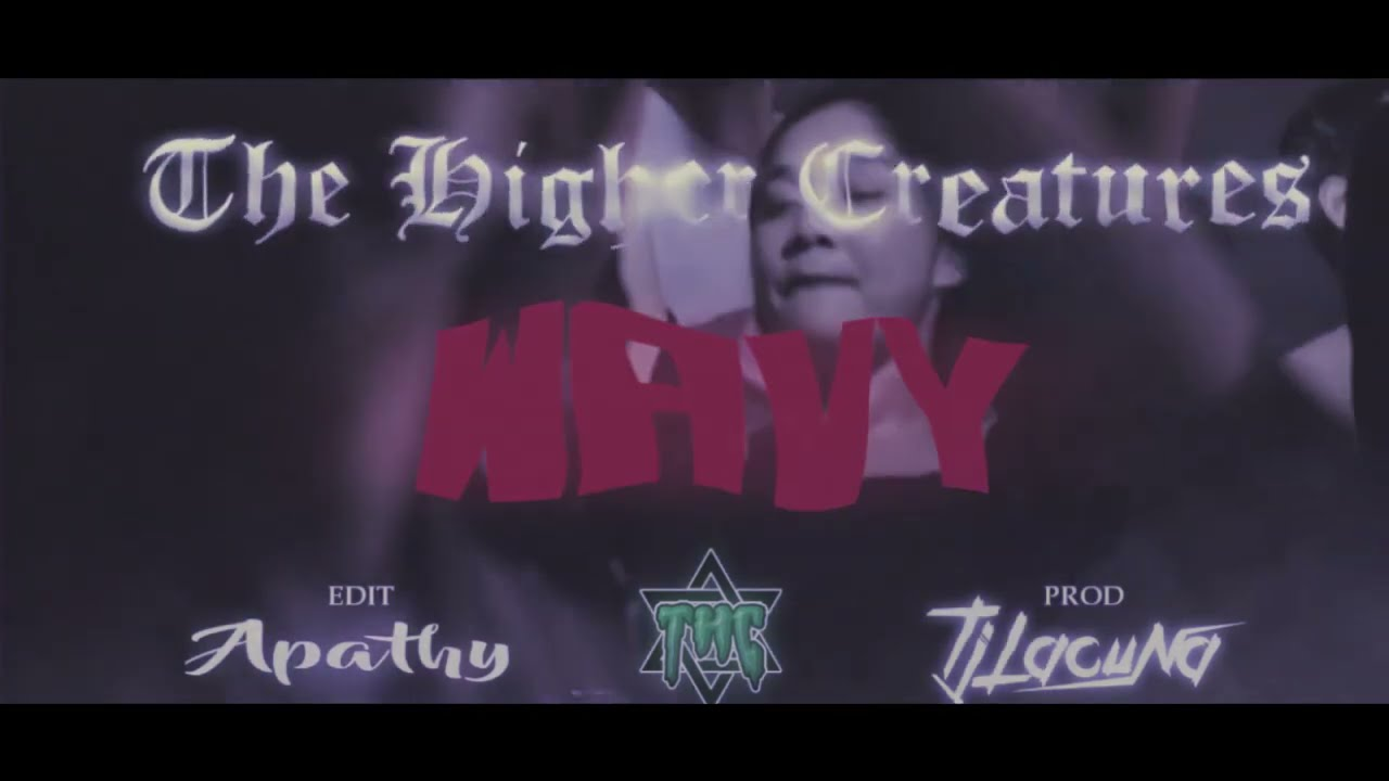 The Higher Creatures - Wavy (Official Visualizer)
