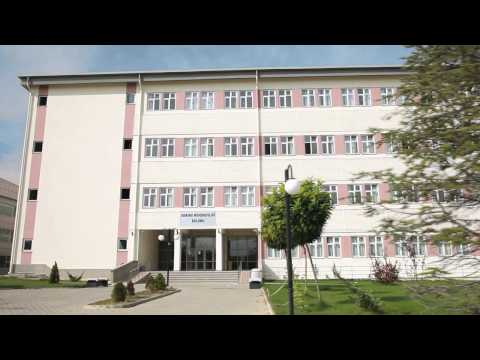 HACETTEPE UNIVERSITY / Turkey - Presentation Film (English Subtitles) HD