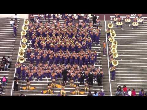 2014 AAMU vs Alcorn - Fifth Quarter