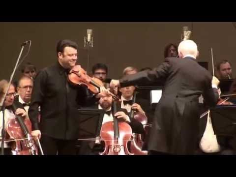 Vadim Gluzman Bruch. Romance for Violin and Orchestra in F Major