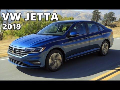 2019 Volkswagen Jetta (NEW) Exterior, Interior, Drive