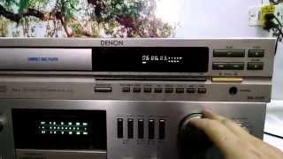 CD DENON DN-600F/ TOCA CD