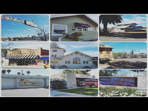Historic Sites of Yorba Linda, CA