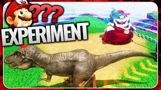 Experiment: T-Rex im Madame Broode Fight! 🔥 Super Mario Odyssey Mod