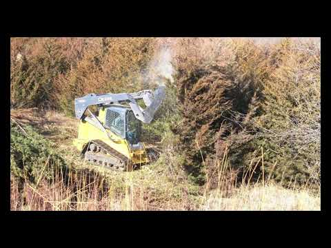 Vail X Mulcher Time-lapse Land Clearing