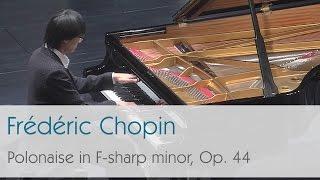Frederic Chopin - Polonaise in F-sharp minor, Op. 44 - Zi Xu