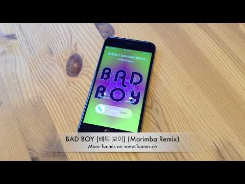 BAD BOY (배드 보이) Ringtone - Red Velvet (레드벨벳) Tribute Marimba Remix Ringtone - For iPhone & Android