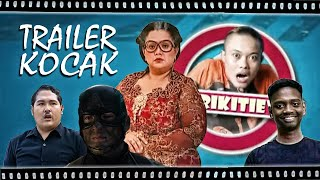 Trailer Kocak - Awas Ada Suley (Feat. The Avengers)